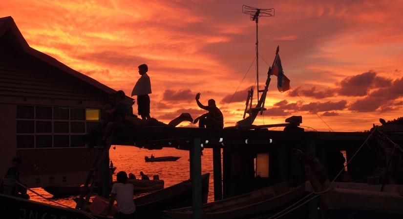 【マレーシア・ボルネオ島01】ボルネオ島到着!コタキナバル情報