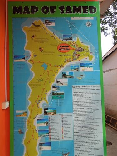 【移動+宿+食情報】バンコクからサメット島へ