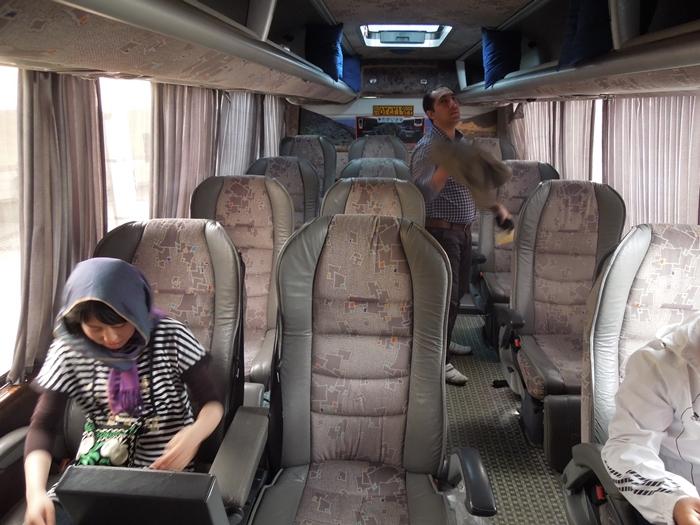値段の割にクオリティ高し♪イラン国内の移動情報 (5)