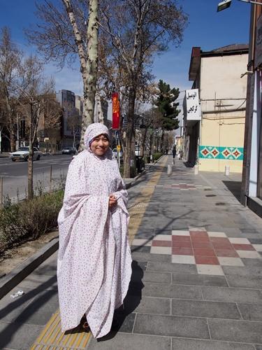 聖地マシュハドにて新年のお祭りノウルーズ!! (18)