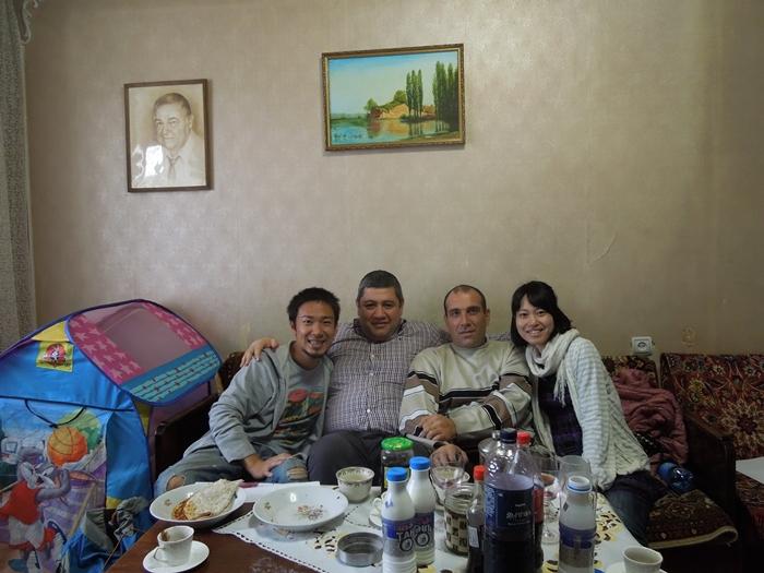 これだから旅って楽しい!アルメニアの素敵なおもてなしに、ただただ驚きと感謝です。 (6)