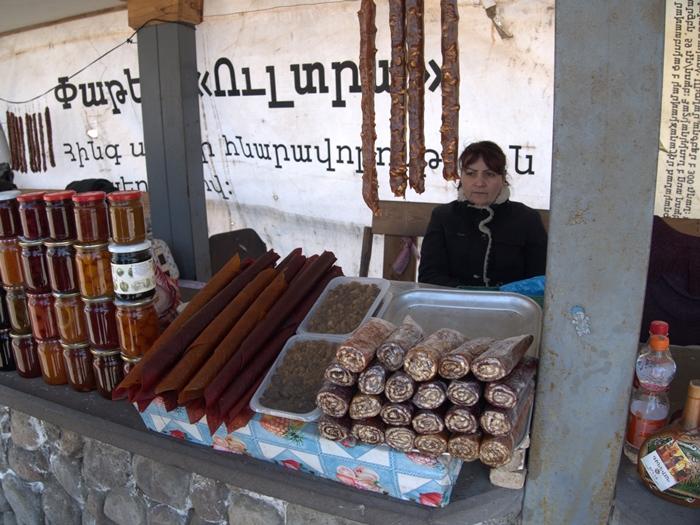 これだから旅って楽しい!アルメニアの素敵なおもてなしに、ただただ驚きと感謝です。 (12)