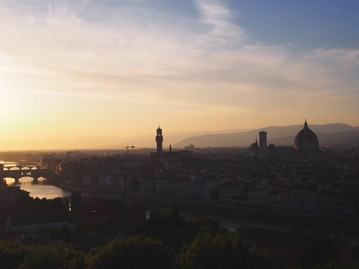 【イタリア12】花の都フィレンツェ!レストラン、土産物情報も少しだけ。 (30)