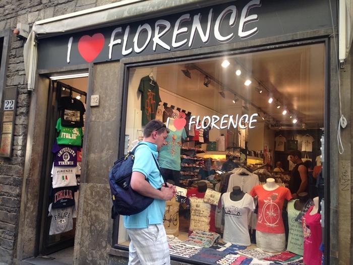 【イタリア12】花の都フィレンツェ!レストラン、土産物情報も少しだけ。 (7)