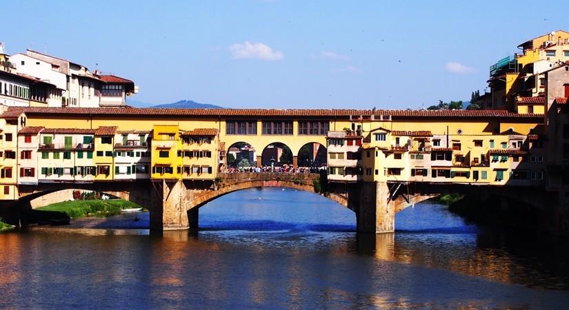 【イタリア12】花の都フィレンツェ!レストラン、土産物情報も少しだけ。