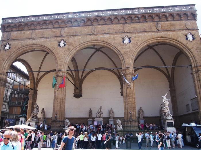 【イタリア12】花の都フィレンツェ!レストラン、土産物情報も少しだけ。 (37)
