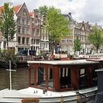 【オランダ02】見どころ盛りだくさんな世界遺産・水の都アムステルダム街歩き!