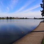 メルボルン/Albert Lake Park