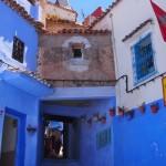 【モロッコ02】青い都シャウエン