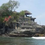 【インドネシア06】クタ観光 Part2~原付バイクで寺院めぐり!
