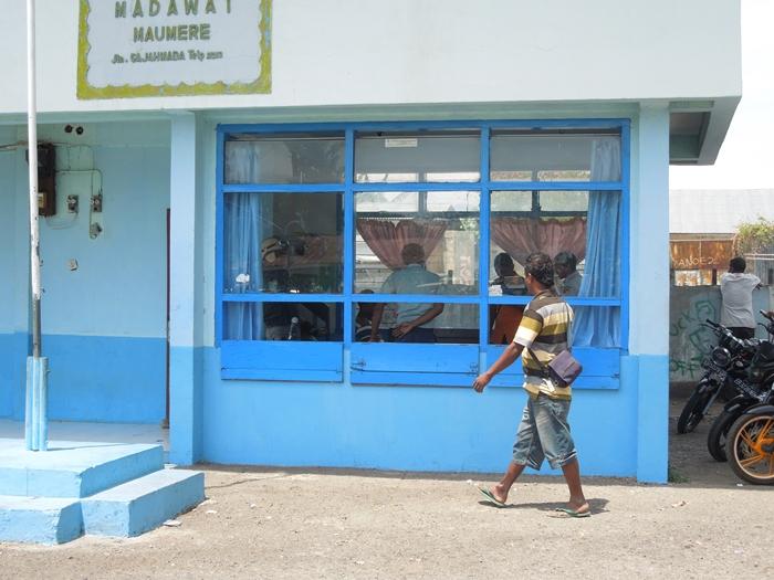 【移動情報】バリ島からフローレス島モニ村への道