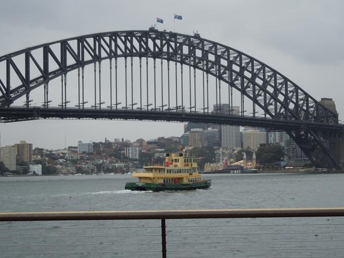 ゴールドコーストからシドニーへの道