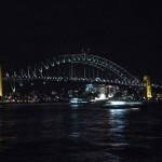 シドニー/ハーバーブリッジ
