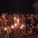 【インドネシア02】ウブド観光 Part1~ウブドで初のケチャダンス!しかもウーマンケチャ!!