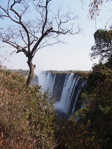 世界遺産ビクトリアの滝!!まずはザンビア編 (29)