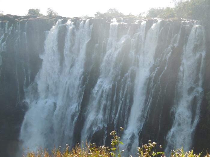世界遺産ビクトリアの滝!!まずはザンビア編 (15)