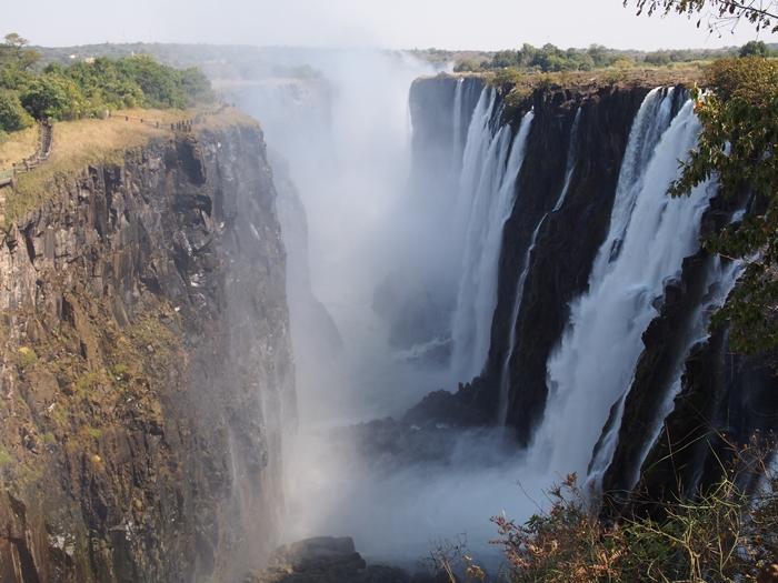世界遺産ビクトリアの滝!!まずはザンビア編 (34)