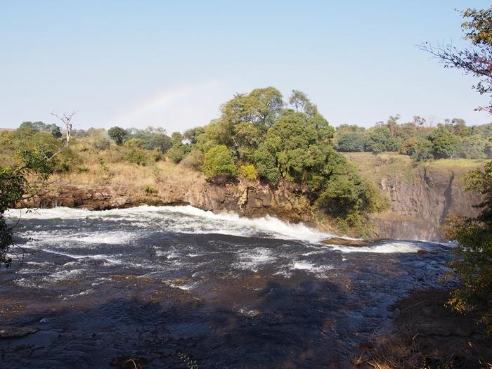 世界遺産ビクトリアの滝2回目!ジンバブエ編 (18)
