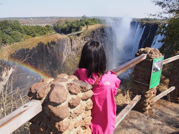 世界遺産ビクトリアの滝!!まずはザンビア編 (35)