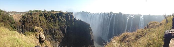 世界遺産ビクトリアの滝!!まずはザンビア編 (24)