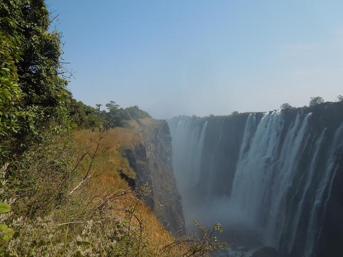 世界遺産ビクトリアの滝!!まずはザンビア編 (16)