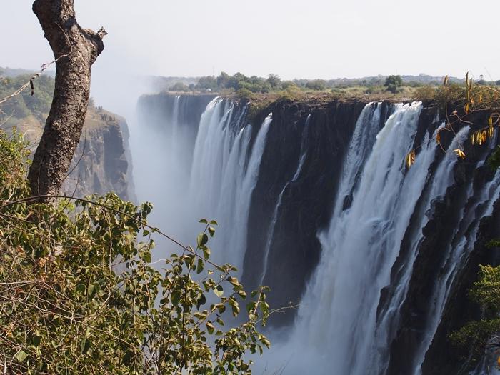 世界遺産ビクトリアの滝!!まずはザンビア編 (26)