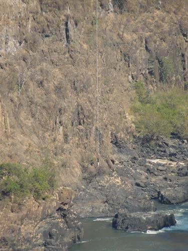 世界遺産ビクトリアの滝!!まずはザンビア編 (17)