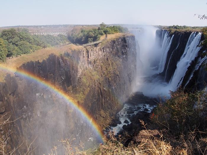 世界遺産ビクトリアの滝!!まずはザンビア編 (32)