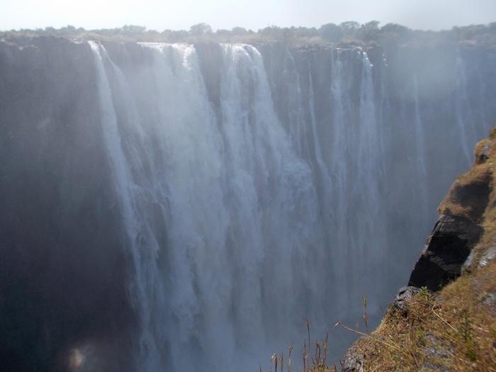 世界遺産ビクトリアの滝!!まずはザンビア編 (3)