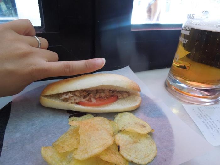 マドリードで食べて飲む