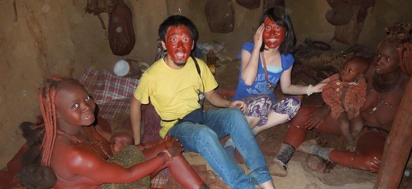 【ナミビア05】ナミビアレンタカーの旅 Part4 誕生日はヒンバ!ヒンバ!そしてエトーシャへ!