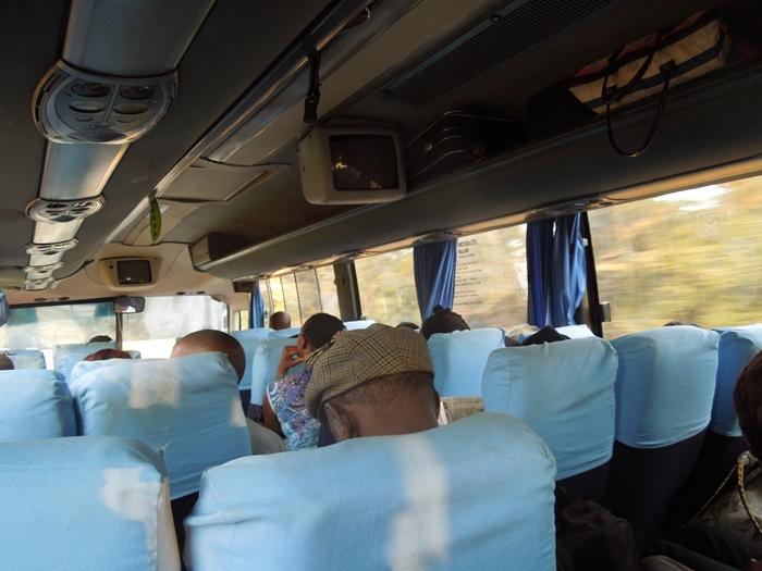 【移動情報】ルサカ/ザンビアからリロングウェ/マラウィ