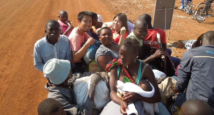 【モザンビーク01移動情報】ブランタイア/マラウィからモザンビーク島/モザンビーク
