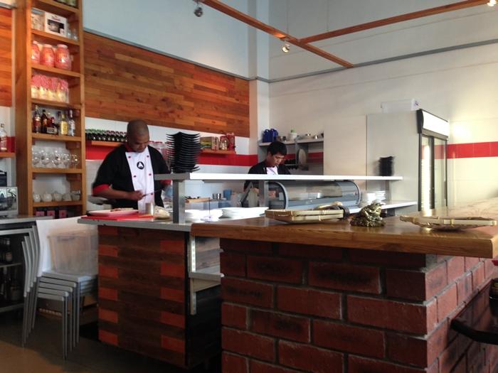 南アフリカで寿司?!Active Sushi@ケープタウン!