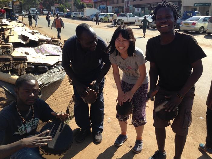 モザンビークビザpart1 リロングウェにて問題発生!