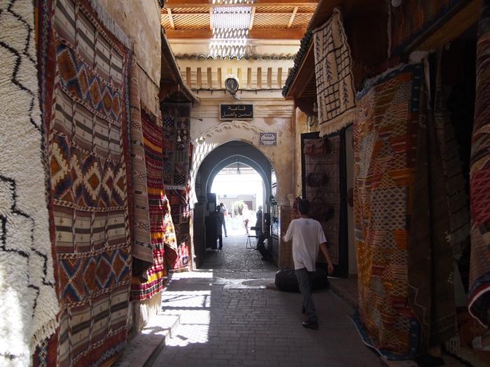 1000年の歴史を持つ迷宮都市フェズ