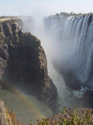 世界遺産ビクトリアの滝!!まずはザンビア編 (6)