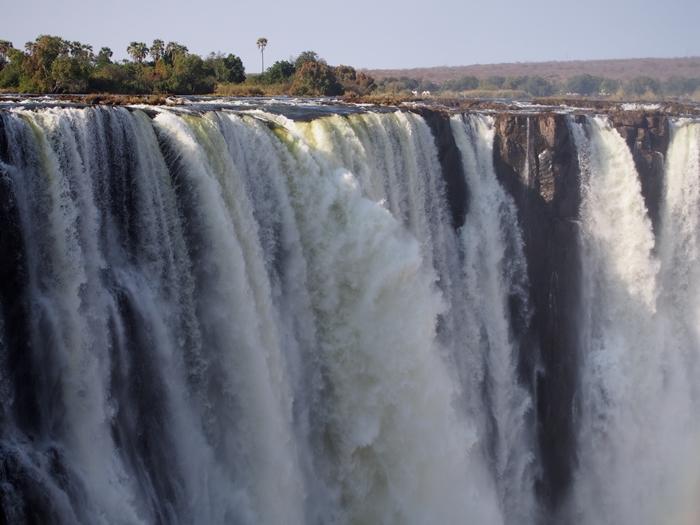世界遺産ビクトリアの滝2回目!ジンバブエ編 (24)