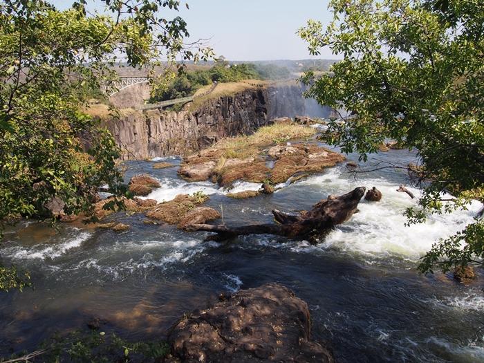 世界遺産ビクトリアの滝!!まずはザンビア編 (36)