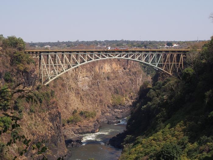 世界遺産ビクトリアの滝!!まずはザンビア編 (44)