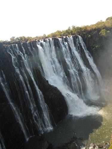 世界遺産ビクトリアの滝!!まずはザンビア編 (20)