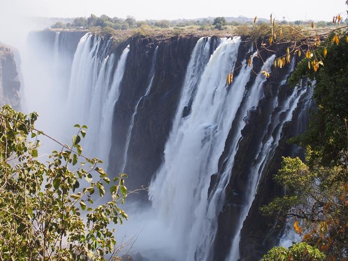 世界遺産ビクトリアの滝!!まずはザンビア編 (27)