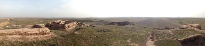 ブラナの塔とバラサグン遺跡、そして三蔵法師の足跡に触れるアク・ベシム遺跡 (12)