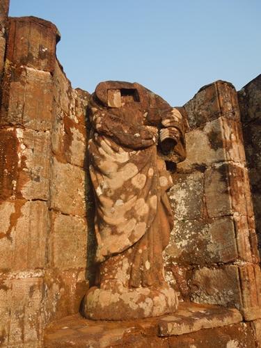 世界遺産を独り占め!パラグアイ唯一の世界遺産 トリニダー遺跡 (8)