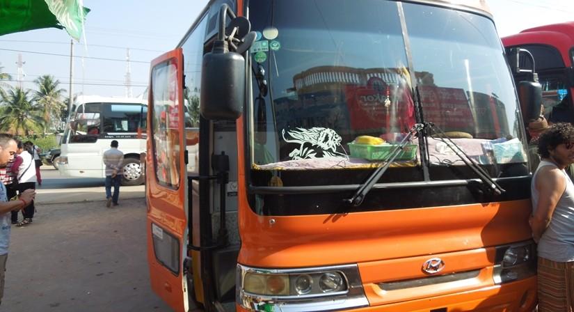 【タイ01 移動情報】シェムリアップ/カンボジアからバンコク/タイ