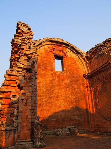世界遺産を独り占め!パラグアイ唯一の世界遺産 トリニダー遺跡 (31)