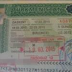 【ウズベキスタン07】トルクメニスタンビザ情報(タシュケント/ウズベキスタンにて取得)