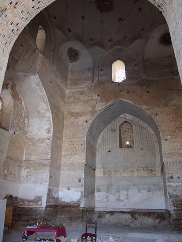 サマルカンド観光後編 でっかいモスクとたくさんのお墓、そして蘇ったサマルカンド・ペーパー (17)