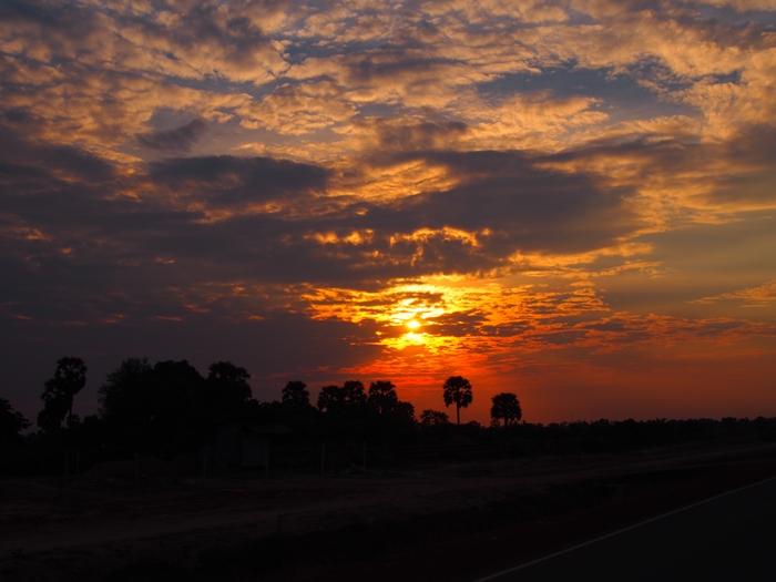カンボジアもう一つの世界遺産、プレアヴィヒア (1)