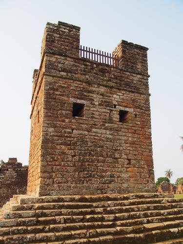 世界遺産を独り占め!パラグアイ唯一の世界遺産 トリニダー遺跡 (38)